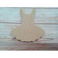18mm MDF Tutu Dress DANCE